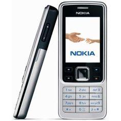 Nokia 6300 Unlocked Cell Phone - Silver - Cheap then Amazon