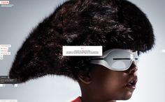 TOXA by Hendrick Rolandez, via Behance