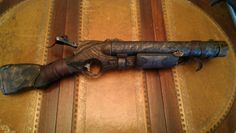 Hey, I found this really awesome Etsy listing at https://www.etsy.com/listing/208703989/steampunk-gun-shotgun-nerf-style-dart