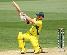 7972685a9ce6 David Warner smashes a 6 to smash Afghanistan in the 2015 ICC Cricket World  Cup