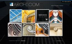 Architectural Bureau HTML5 Template 300111432 by Dynamic Template