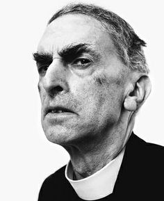 Richard Avedon. Reverend Martin Cyril D'Arcy, S.J., New York. January 10, 1959