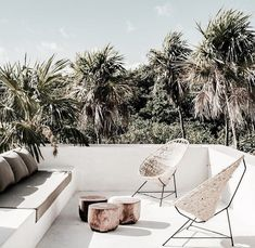 Tulum Treehouse, Interior Concept by Annabell Kutucu & CO-LAB Design Office - Terrasse Be Tulum Hotel, Tulum Hotels, Outdoor Spaces, Outdoor Living, Outdoor Decor, Indoor Outdoor, Casa Cook Hotel, Patio Design, House Design