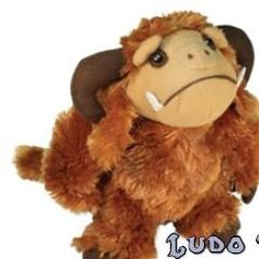 Ludo Plush From Labyrinth
