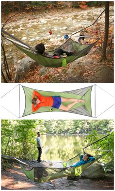 The Nemo Cloudview Hammock Is The First Camping Hammock Truly Designed For  Hanging Out, Socializing, Catching Some Rays And Enjoying The Breeze.  #affiliate