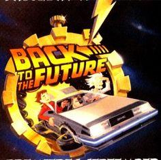 Back to the Future the cartoon!!!