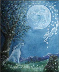 """Her Mother the Moon"" by Lisa O'Malley"