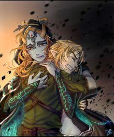 LoZ: At Least one Last Hug by sonamy-25.deviantart.com on @deviantART