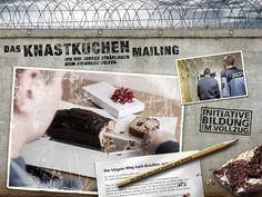 JUGENDSTRAFANSTALT BERLIN   KNASTKUCHEN - Johannes Stoll   Art Direction & Design
