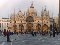Plaza San Marco Venecia, Italia