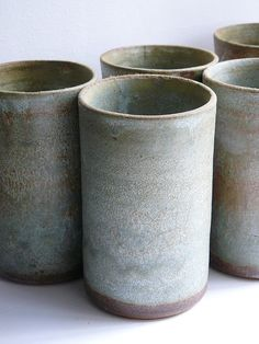 Leach beakers