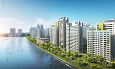 Book a designer #Executive #Condominium which is furnished with luxury & comfort. Browse us or call DirectSGEC at: +65 81334933