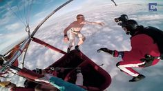 Skydiving With No Parachute…Sounds Just Wild!