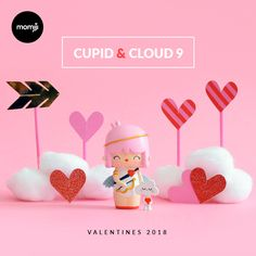 Valentines 2018 is here! Meet Cupid & Cloud 9 The cutest valentines gift for your favourite person (or treat yourself!)