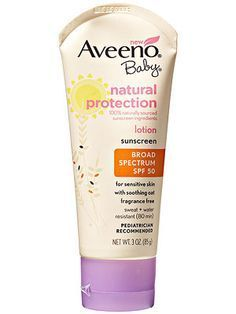 Seeking safe sunscreen?  Shield baby's skin from the harsh rays with these natural lotions.