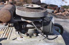 RARE Vintage 1958 Lawn Boy 3200 Mower C Series Engine Lawnboy Buttercup   eBay