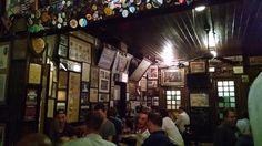 Oldest NYC Irish Pub - McSorley's Old Ale House. (Самый старый ирландский паб Нью-Йорка - McSorley's Old Ale House)