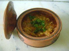 chicken handi - rahat's special