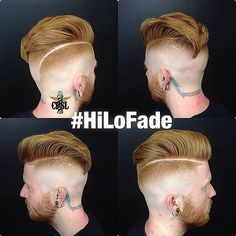 Men's Hair, Haircuts, Fade Haircuts, short, medium, long, buzzed, side part, long top, short sides, hair style, hairstyle, haircut, hair color, slick back, men's hair trends, disconnected, undercut, pompadour, quaff, shaved, hard part, high and tight, Mohawk, trends, nape shaved, hair art, comb over, faux hawk, high fade, retro, vintage, skull fade, spiky, slick, crew cut, zero fade, pomp, ivy league, bald fade, razor, spike, barber, bowl cut, 1960, hair trend 2015, men, women, girl, boy…