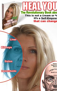 heal your face face reading help chart beauty wrinkles