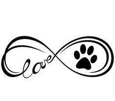 Tattoo Dog Silhouette Pets 66 Ideas For 2019 Dog Tattoos, Animal Tattoos, Body Art Tattoos, Tatoos, Boxer Tattoo, Trendy Tattoos, Cute Tattoos, Small Tattoos, Tattoo Chat