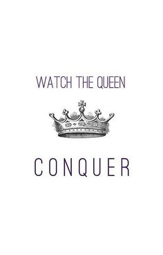 'Watch The Queen Conquer' iPhone Case by darkandbright - Beautiful Woman Quotes Now Quotes, Quotes To Live By, Life Quotes, Hard Quotes, The Words, Positive Quotes, Motivational Quotes, Inspirational Quotes, Queen Quotes Sassy