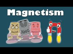 "You will learn about ""Magnetism"" in this video. ""Introduction to Magnets"". A magnet is an object or device that produces a magnetic field. It attracts object. Science Videos, Stem Science, Preschool Science, Elementary Science, Physical Science, Science Classroom, Science Lessons, Teaching Science, Science For Kids"