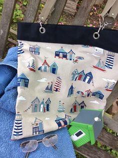 Beach Hut Tote Bag £10.00