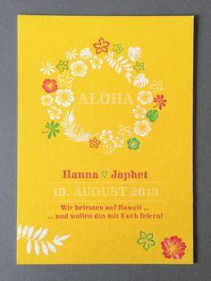 Letterpress Einladungskarten Mit Individuellem Persönlichem Scherenschnitt  | HONEYBIRD Cards | Pinterest | Wedding Card, Letterpresses And Weddings
