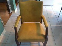 Retro Mad Men armchair. On Kijiji Montreal. | Vintage Home Decor ...