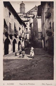 Alleyway, Plaza, City, Portugal, War, Circuit, Antique Photos, Cities