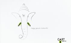 Wishing you all a Happy Ganesh Chaturthi http://www.cartcommunication.com/