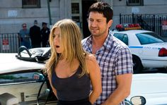 the bounty hunter, great movie! :-) love Jennifer Aniston :-)