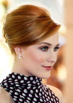 15 Fantastic Updos for Medium Hair   Volt In Wedding