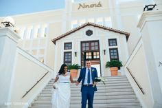 Nick & Jay | Spetses Wedding