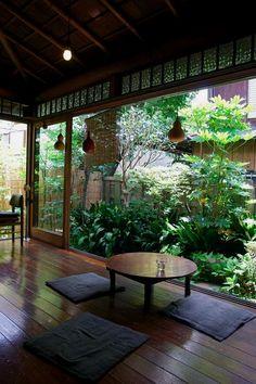 small space Japanese garden More #japanesegarden #JapaneseGardens