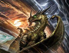Dragon Consort - Raymond Swanland