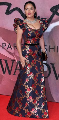 The Fashion Awards (formerly British Fashion Awards) kick off in London's Royal Albert Hall Monday evening. Scroll through for the best looks to hit the red carpet.