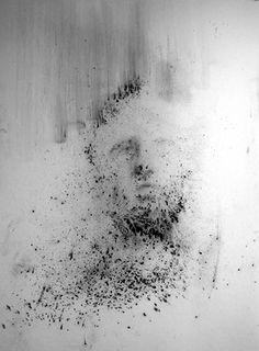 """Saatchi Online Artist Pavla Czeinerova; Drawing, """"Portrait 1"""" #art"""