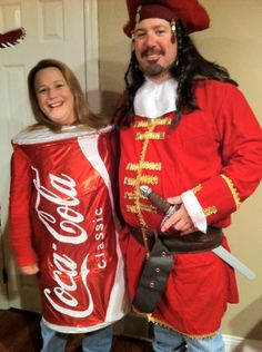 diy halloween costume jack daniels and coca cola fun and extremely