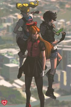 Powerpuff Girls Cover Gets Pulled For Being Too Controversial anime girls, best anime girls pictures Character Inspiration, Character Art, Character Design, Cartoon Network, Oblyvian Girls, Arte Monster High, Super Nana, Ppg And Rrb, Old Cartoons