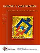 Docencia e investigación : revista de la escuela universitaria de magisterio de Toledo Toledo : Universidad de Castilla-La Mancha, 2008-