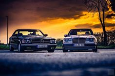 Elegance and muscle from the eighties