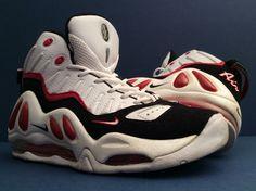 1997 Nike Air Max UPTEMPO 97 SCOTTIE PIPPEN 130840-011 Size 11US-10UK-45EU #Nike #AthleticSneakers