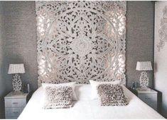 Schlafzimmer ☼ ☽ hannah sportiello ☾ ☼ How Sound Insulations Work Sound insulations are insulating m Moroccan Bedroom, Moroccan Decor, Home Bedroom, Bedroom Decor, Flur Design, My New Room, Beautiful Bedrooms, Home Fashion, Boho Decor