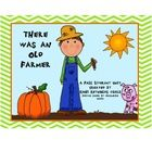 This big literacy unit has 70 pages of fall fun!  It includes 2 original stories, There Was an Old Farmer and Growing Pumpkins and an original poem...