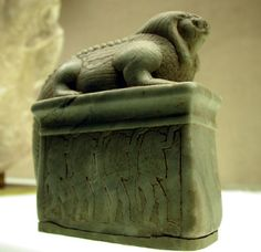 Falcon-Headed Crocodile God, Egyptian, Macedonian-Ptolemaic period, greenish stone. Metropolitan Museum of Art, New York. Image from worldvisitguide.com.
