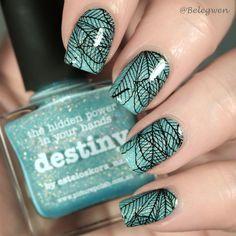 PiPo – Destiny Nail Art Designs, Class Ring, Nailart, Nail Designs