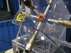 rubiks cube solving robot