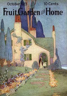 Fruit, Garden and Home magazine - 1923
